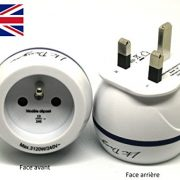 Adaptateur-De-Voyage-France-Vers-Grande-Bretagne-GB-Angleterre-UK-Gamme-Bulle-BB0165-LTE-Design-Leach-Travel-Europe-0