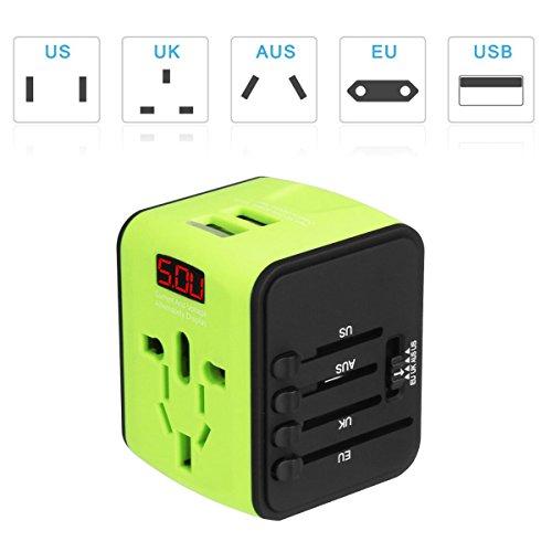Adaptateurs-de-voyage-Voyage-Adaptateurs-pour-linternational-avec-Double-Chargeur-USB-US-EU-UK-AUS-Universel-Prise-de-Courant-Tout-en-un-Multi-Nation-Multi-prise-adaptateur-et-Chargeur-0