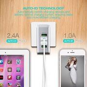 LENCENT-Chargeur-USB-Multiple-4-Ports-Prise-USB-Secteur-Internationale-5V44A-Adaptateur-Prise-AnglaiseEuropeAmericaineAustralie-avec-Technologie-Smart-IC-pour-iPhone-iPad-Smartphones-et-Plus-0-1