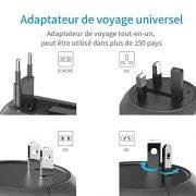 Adaptateur-de-Voyage-avec-QC30-Charge-Rapide-Type-c-et-USB-USEUUKAU-30W-Chargeur-Tout-en-Un-Multifonction-pour-Plus-de-150-Pays-2-fusibles-fusible-de-Rechange-0-0