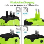 VGUARD-Adaptateur-de-Voyage-avec-2-USB-Adaptateur-Universel-Pris-de-Courant-pour-UEUS-UKAUS-Utilis-dans-Plus-de-150-Pays-Adaptateur-Chargeur-avec-Deux-fusible-fusible-de-Rechange-Vert-0-1